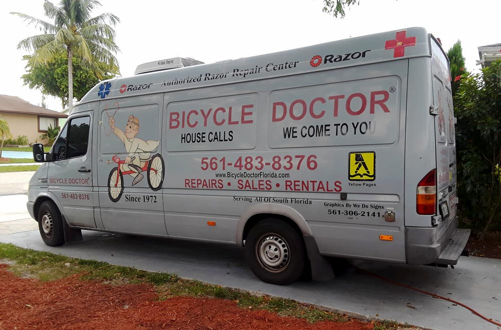 bicycle doctors